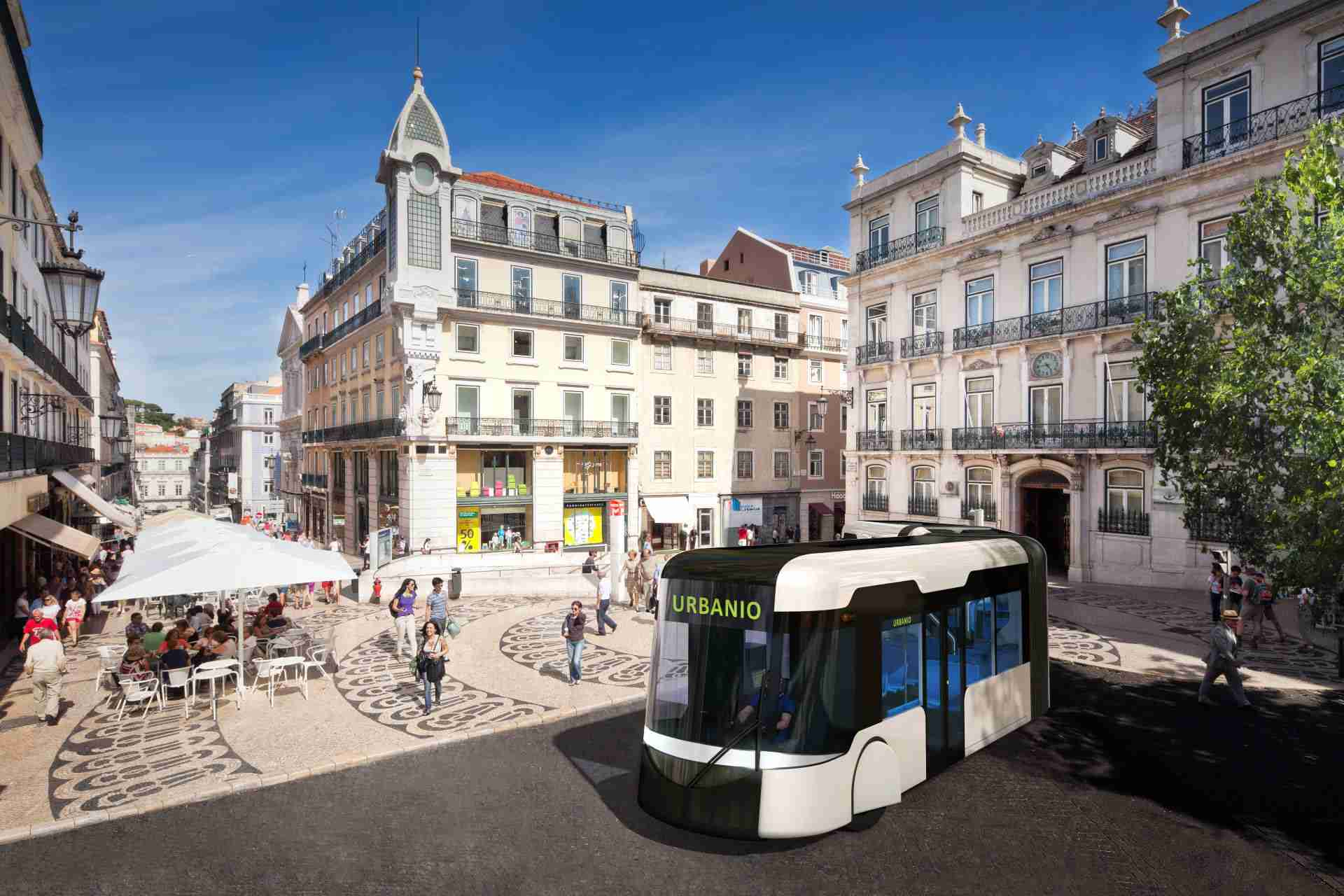 Bus-Tram ART City