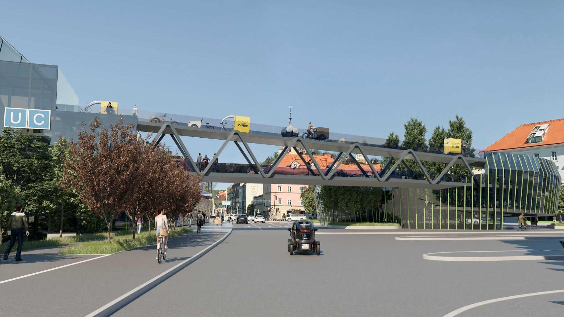 Personen- und Güterverkehr Seilbahn
