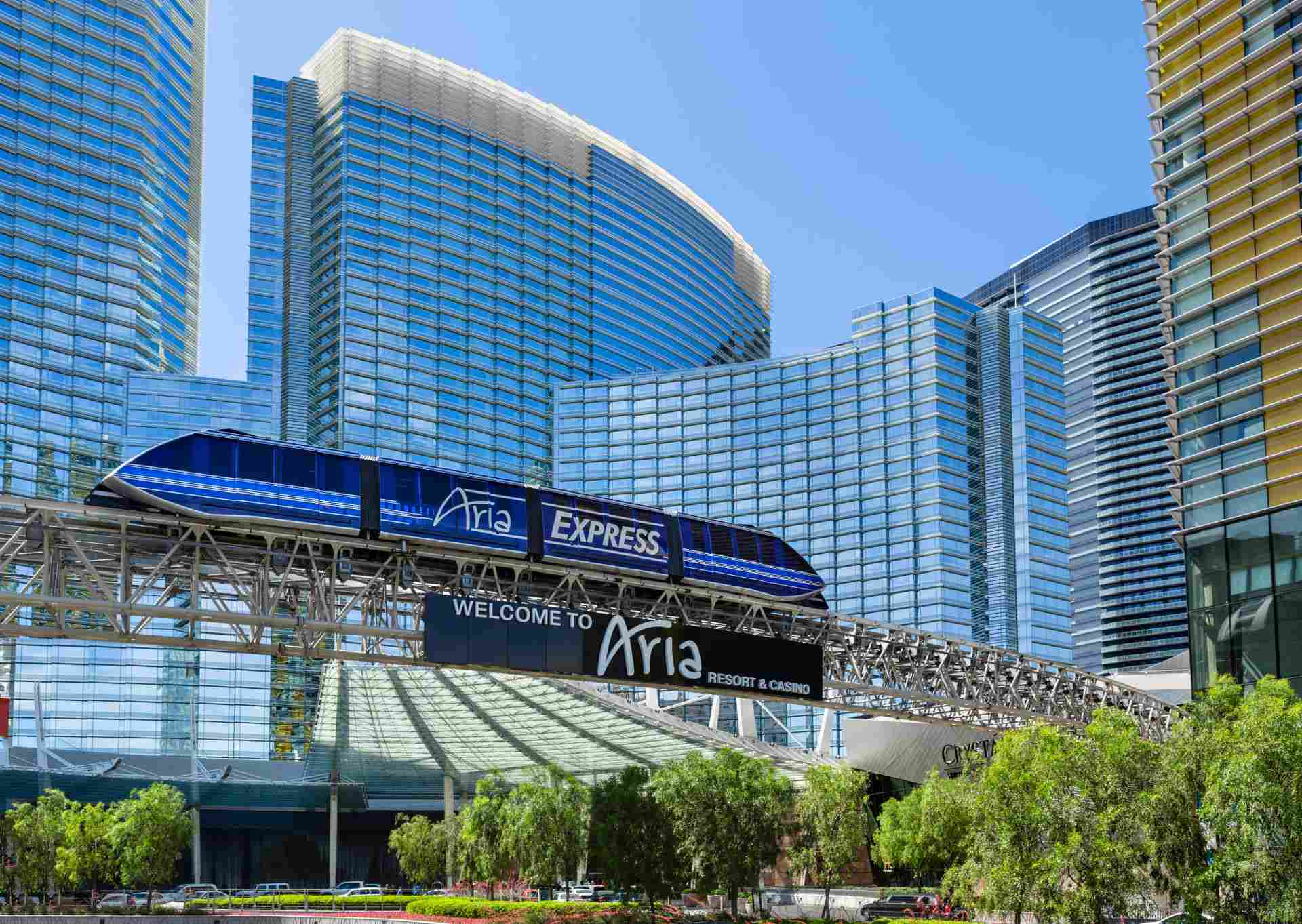 Las Vegas CityCenter People Mover