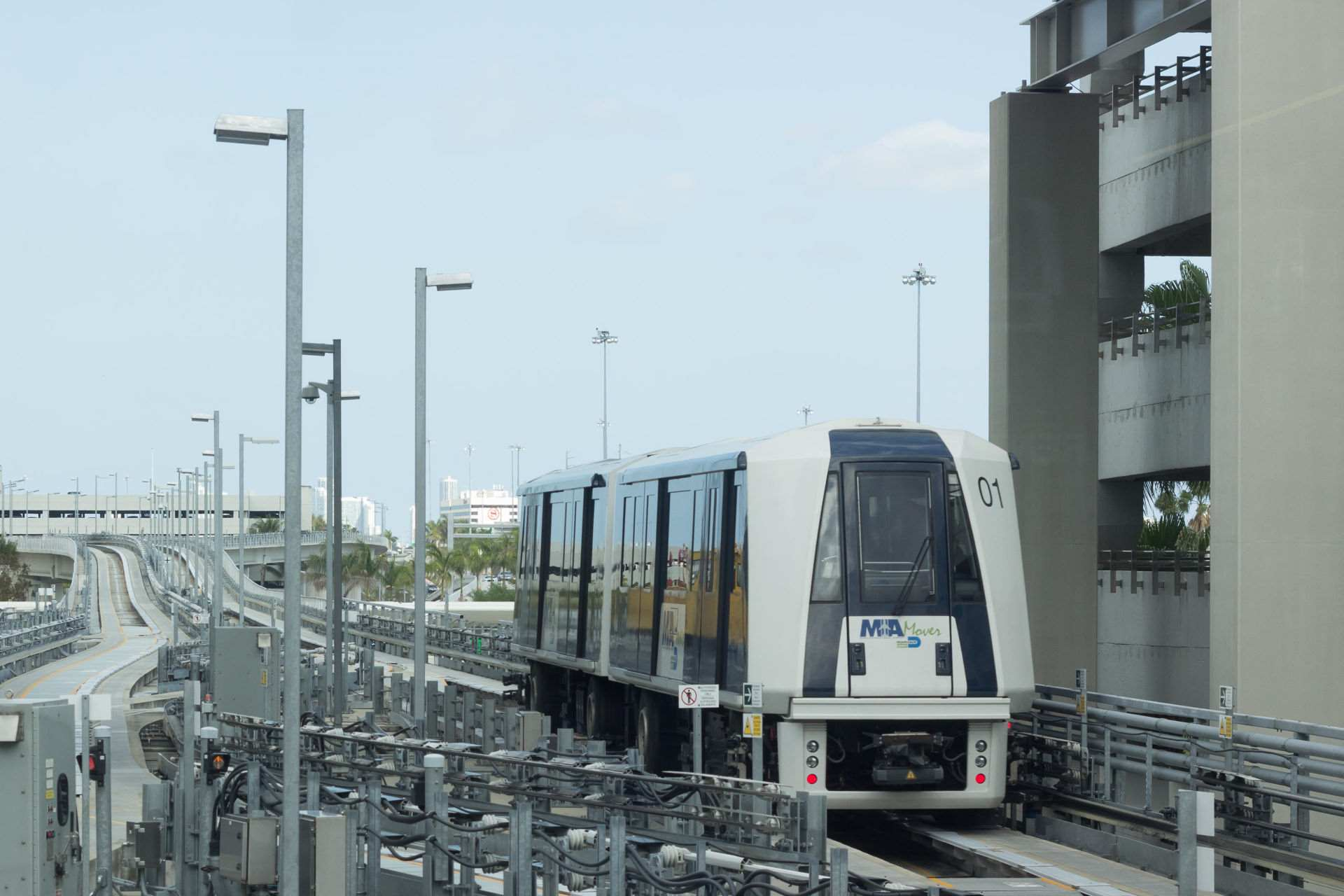 MIA Miami Airport People Mover