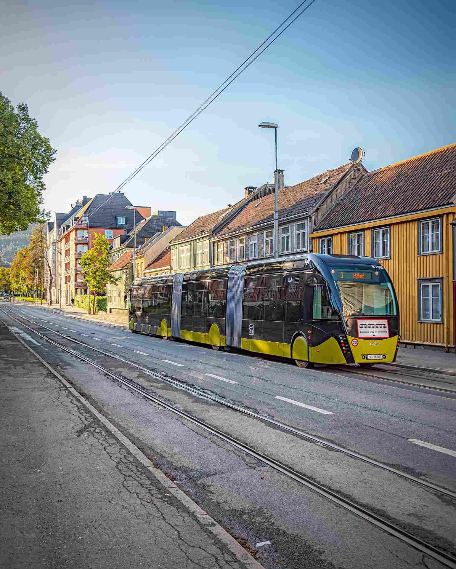 Bus-Tram Trondheim
