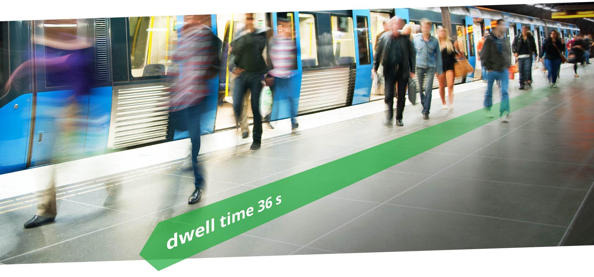 Metro Passenger Platform